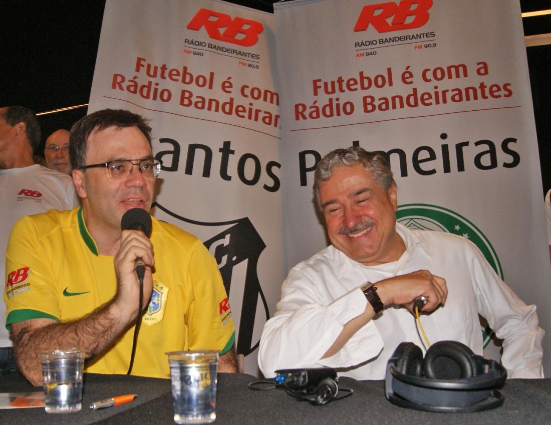 Porque mauro betting saiu da radio bandeirantes am sao grand national betting directory