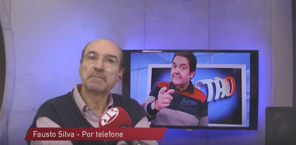 Fausto Silva no Esporte em Discussão