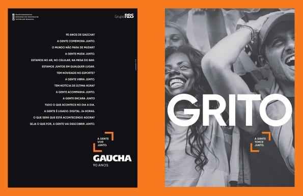 Anúncio Gaúcha