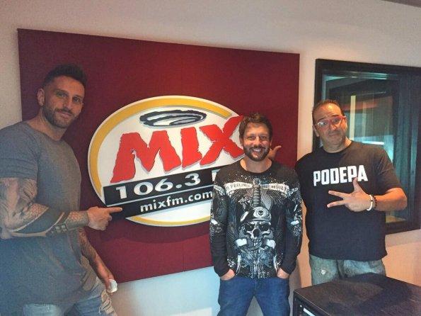 Agora o Bicho na Mix FM
