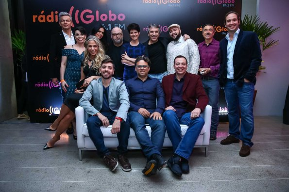 Equipe Rádio Globo