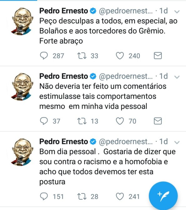 Pedro Ernesto - Bolaños