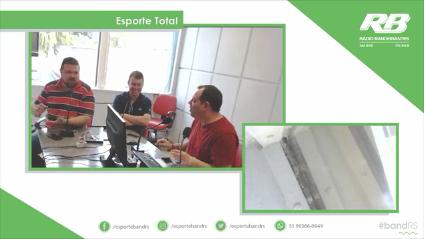 Bagé e a webcam