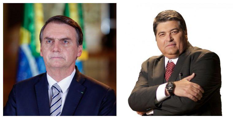 Jair Bolsonaro José Luiz Datena