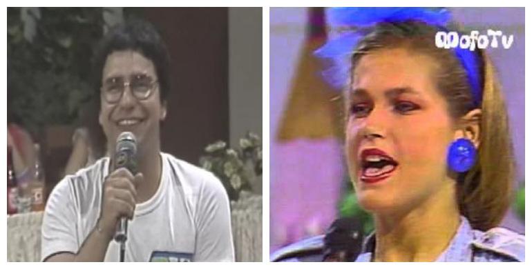 Serginho Leite e Xuxa