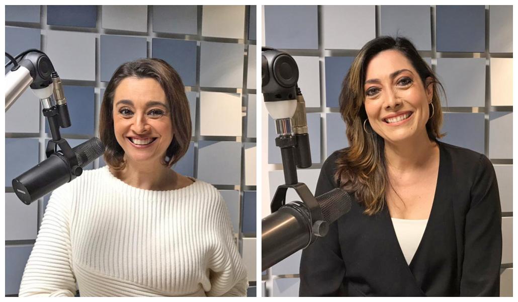 Catia Fonseca e Sonia Blota