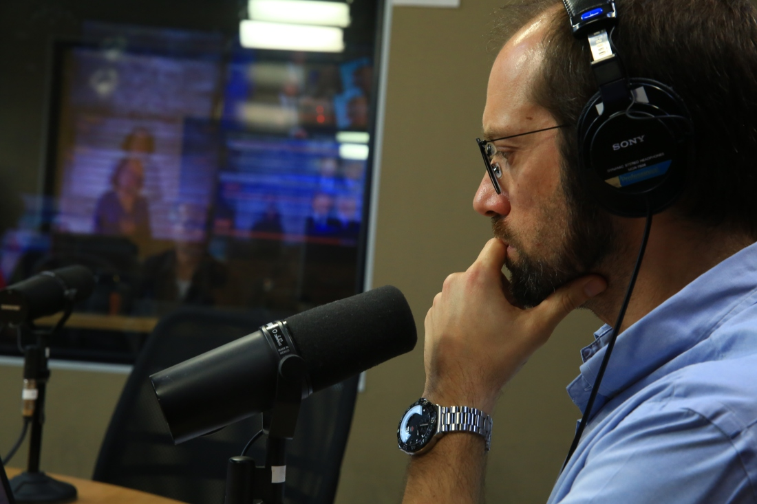 Painel Atualidade será mediado pelo apresentador Daniel Scola_Crédito_Tadeu Vilani