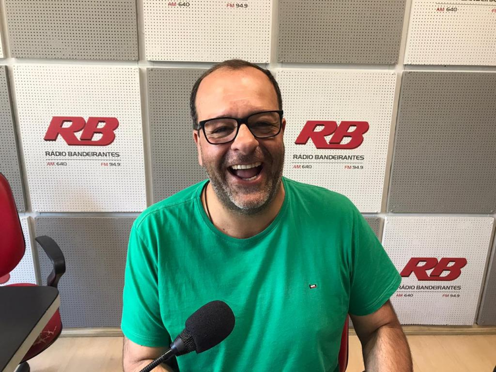 porque mauro betting saiu da radio bandeirantes am sao